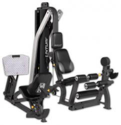 leg press & lower body unit