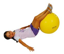 21401 - Bobath Ball Ø 75 cm