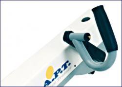 angled handgrip