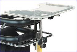 transparant tray for Dynamico