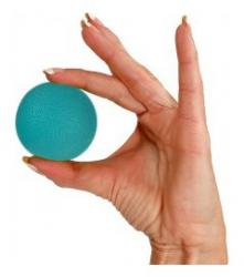 26741B - Gripball - blauw