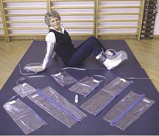 39510 Johnstone Splints Complete Set Fysiomed